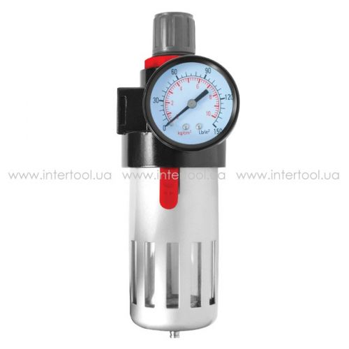 Фильтр очистки воздуха редуктор в металле 1/2  PT-1410