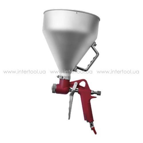 Штукатурный распылитель  три форсунки 4 6 8мм  В/Б металлический  6000мл  3-6b  PT-0401