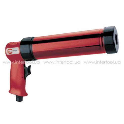 Пистолет для выдавливания силикона пневматический  PT-0601