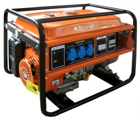 Бензиновый генератор Sturm PG87603