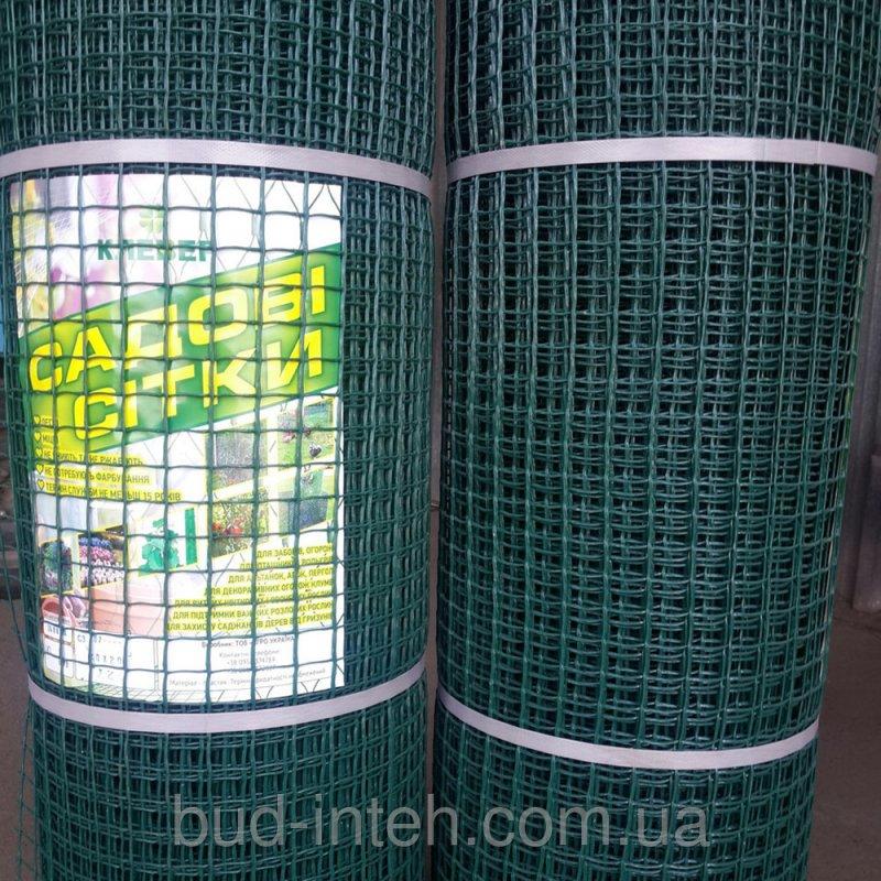 Сетка пластиковая садовая 1*20 м (20*20)