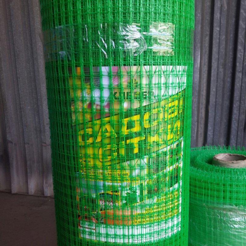 Сетка пластиковая для птиц  2*100 м (12*14)