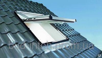 Мансардное окно Roto R75 H - 65х140 см