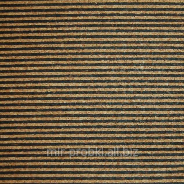 Настенные пробковые панели bamboo 3 мм
