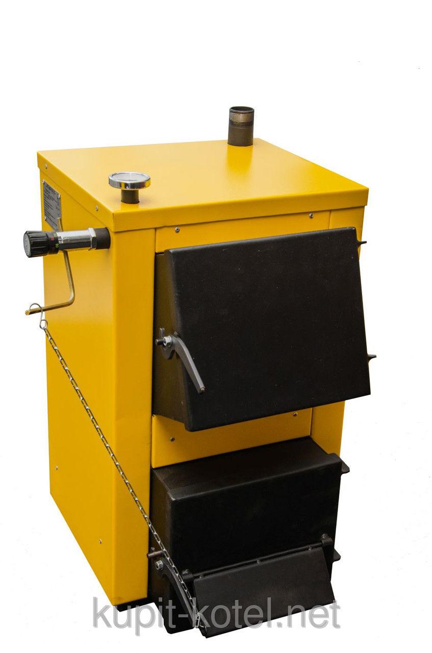 Буран-mini 18 кВт толщина стали-4 мм. до-180м.кв.