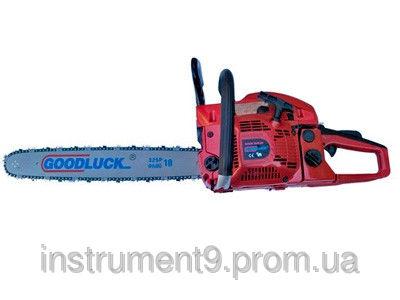 Бензопила GoodLuck GL4500  2 шины 2 цепи