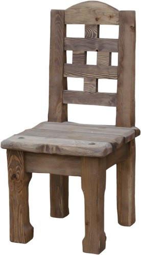 Детский деревянный стул №8