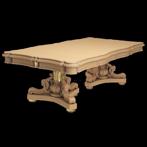 Стол деревянный №7