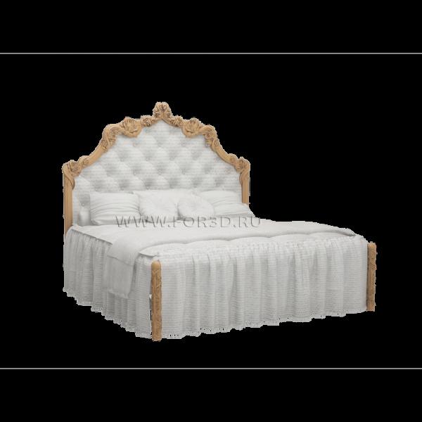 Кровать деревянная №9