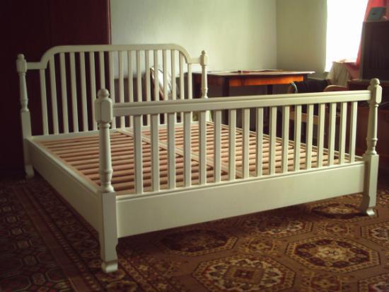 """Кровать двуспальная деревянная """"Классик"""""""