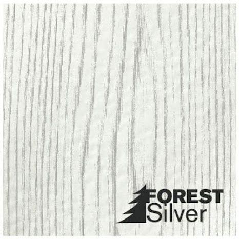 Декоративные панели для отделки потолка Silver