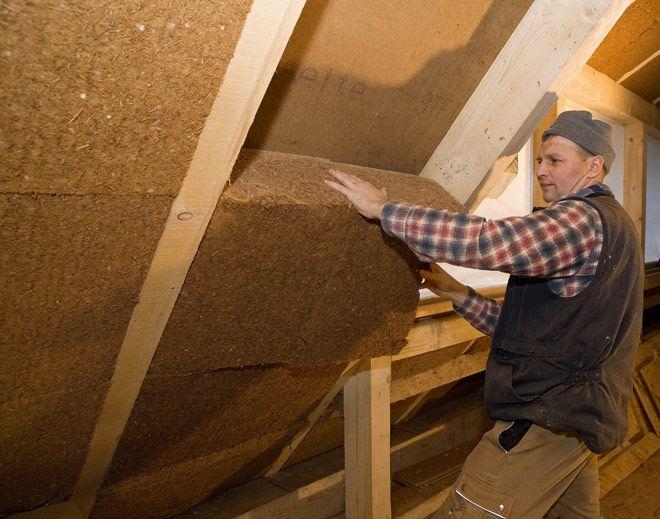 Утеплитель для стен и крыш Steicoflex 180 мм.