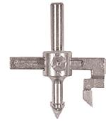 Сверло для керамики регулируемое(балеринка) 30-100мм