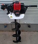 Мотобур Темп МБ-2100, диаметр бура 200мм