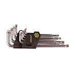 Ключи torx 9шт T10-T50мм CrV
