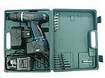 Аккумуляторный шуруповерт BAUTEC BAS 18-2B