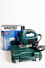 Лобзик в чемодане с лазером BAUTEC BPS 950EL 950W