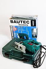 Лобзик в чемодане BAUTEC BPS 650E-SET 650W