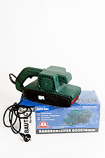 Ленточная шлиф машина BBS 960E 960W