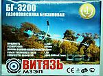 В БГ-3200 Бензокоса