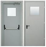 Двери противопожарные