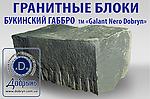 Блоки гранитные (куб.м). Габбро Букинского месторождения