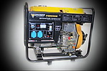 Дизельгенератор FORTE  FGD6500E 4.5-4.8 квт ел/старт,вага 120кг,расход 340гр/кВт/год