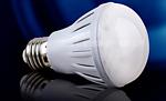 Светодиодная лампа 4Вт, цоколь Е27.