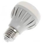 Светодиодная лампа Е27, дневной свет.