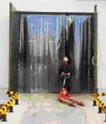 ПВХ завесы и двери