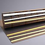 Пленка металлизированная PENOROLL® с разметкой