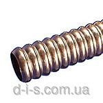 Труба гофрированная, нержавеющая сталь, отожженная для вальцевания. 16мм
