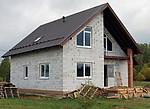 Будування будинків з блоків Луцьк