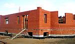 Будівельні роботи Луцьк мурування цеглою, блоками