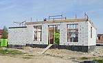 Заміській будинок з блоків (цегли) Луцьк