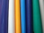 Плёнка пвх для тентов на прицепы. Цвет - на выбор. Плотность 630-650D