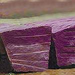 Гранитный блок. Розовый гранит Кишинского месторождения