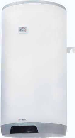 Водонагреватель электрический навесной, вертикальный ОКСЕ125